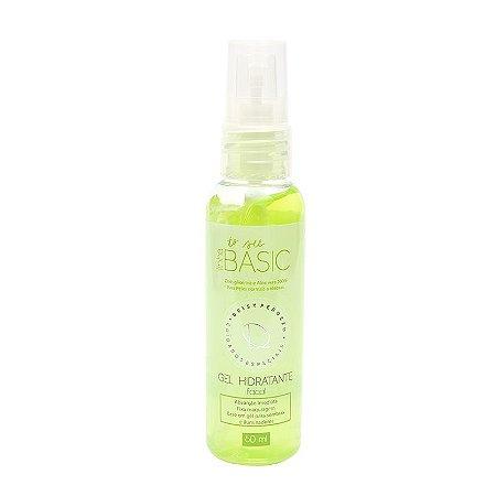 Gel hidratante Facial Deisy Perozzo Linha Basic 60ml