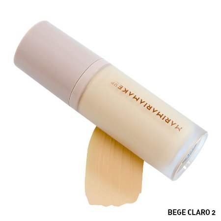 Base e Corretivo Velvet Skin Mari Maria Bege Claro 2