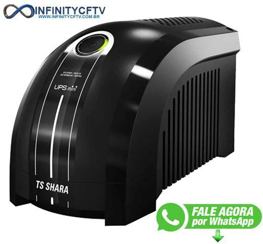 NOBREAK UPS MINI 600VA – MONOVOLT 115V 4004 - Infinitycftv Santa Ifigenia