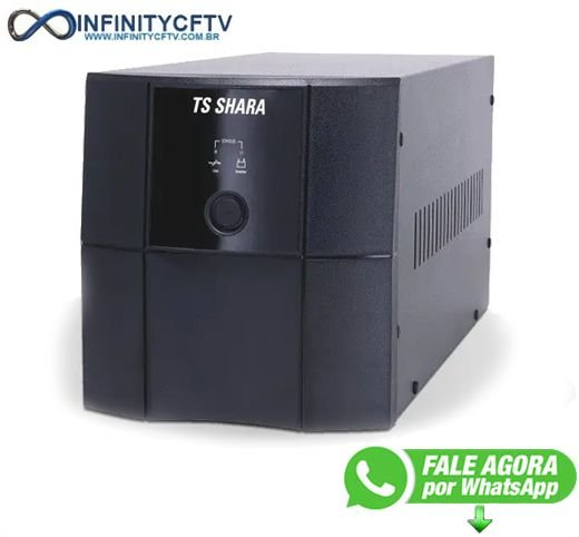 NOBREAK UPS PROFESSIONAL UNIVERSAL 2200VA - 4200 - Infinitycftv Santa Ifigênia