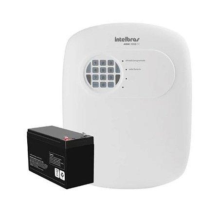 Central de Alarme com Bateria - ANM 3008 ST