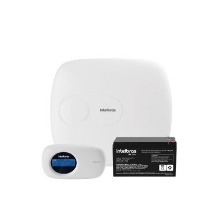 Central Alarme Intrusão com Bateria - AMT 4010 Smart