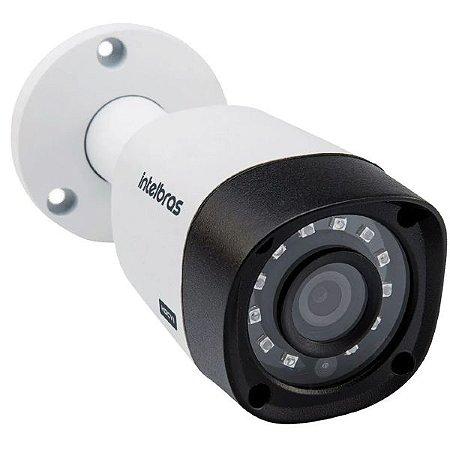 Câmera Bullet Infravermelho Multi HD®, 4X1 = HDCVI, AHD-H, HDTVI(V2.0) e Analógico, Resolução (FULL HD) 1080P - VHD 3230 B - Geração 5