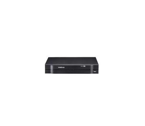 MHDX 1104 C/ HD 10TB - GRAV. DIG. DE VÍDEO 4 CANAIS 1080p LITE - INTELBRAS MULTI-HD® SÉRIE 1000 - H.265, H.265+, Nova interface gráfica, HDCVI + HDTVI + AHD + IP + ANALÓGICO com HD de 10TB instalado