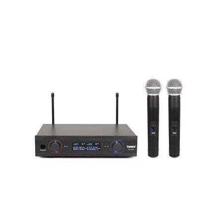 Microfone Profissional Wireless - MT 2207