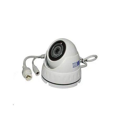 Câmera De Segurança Dome Infravermelho Luatek Lci-8420
