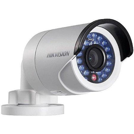 Camera IP Bullet 2Mp 4Mm 30Mts DS-2CD2020F-I Hikvsion