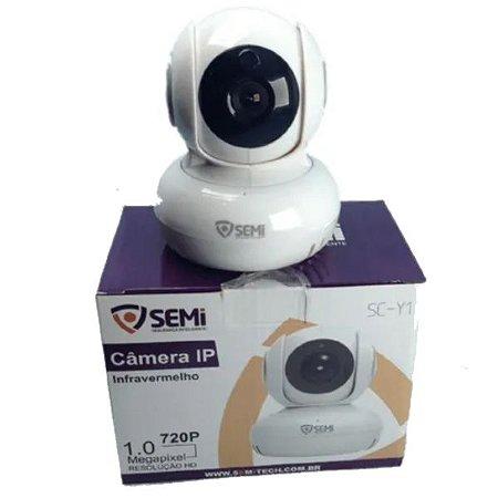 Câmera IP De Vigilância SC-Y1 Semicam Semi