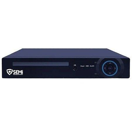 Gravador Digital De Vídeo DVR 8CH 5 in 1 SC-9208