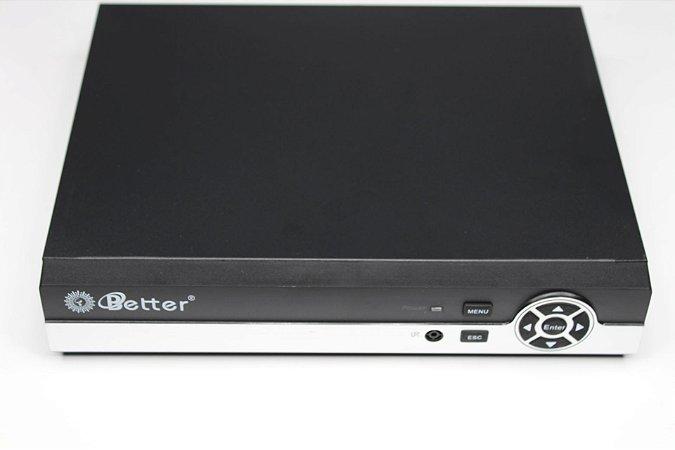 Gravador digital de vídeo Rede - NVR 7608P