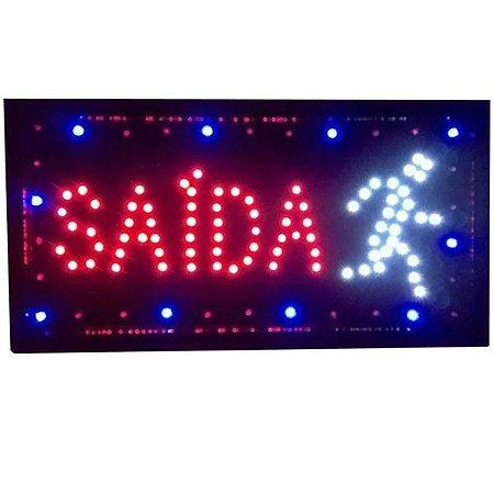 Letreiro Luminoso de LED Saída - LE 2009