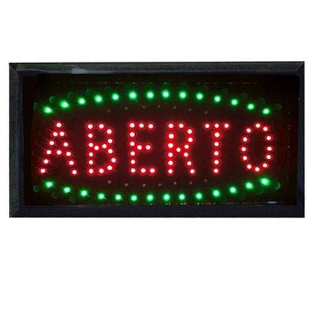 Letreiro Luminoso de LED Aberto - LK G2548