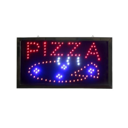 Letreiro Luminoso de LED Pizza LK G2548