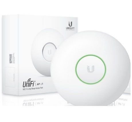 Access point indoor Ubiquiti Networks UniFi UAP-LR branco 1 unidade
