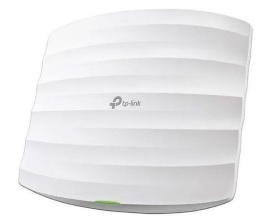 Access point indoor TP-Link Omada Wireless Dual Band Gigabit Montável em Teto AC1750 - EAP245