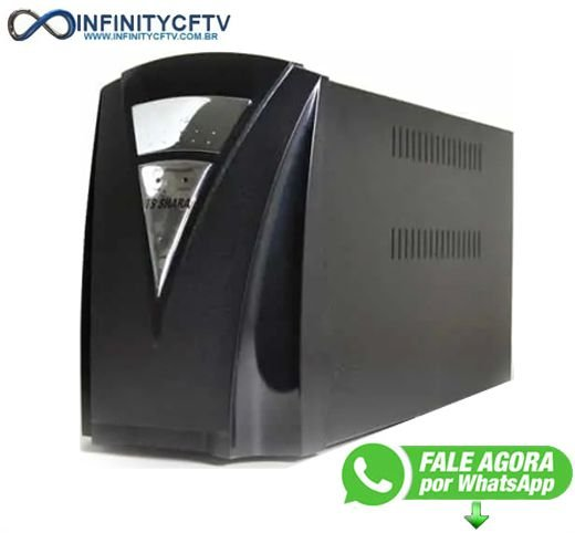 NOBREAK UPS PROFESSIONAL UNIVERSAL 1500VA 4150 - Infinitycftv Santa Ifigênia