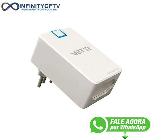 Plug Anti-raio Premium - Vetti - 10a 220v 3 Níveis - Infinitycftv Santa efigênia