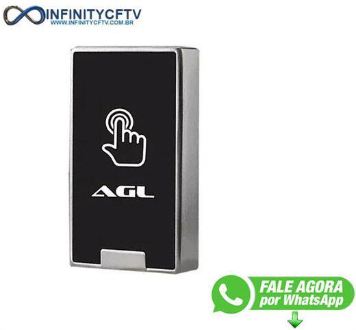 Botoeira Agl Acionador Digital Touch Na/nf Infinity Cftv