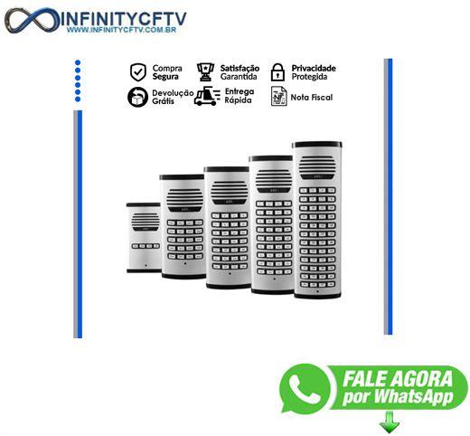 Porteiro Coletivo P/ 16 pontos Agl - Com Fonte-Infinity Cftv