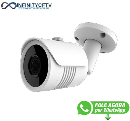 Câmera Bullet Luatek 2MP HD LCI-8120I  3.6mm Metal - InfinityCftv