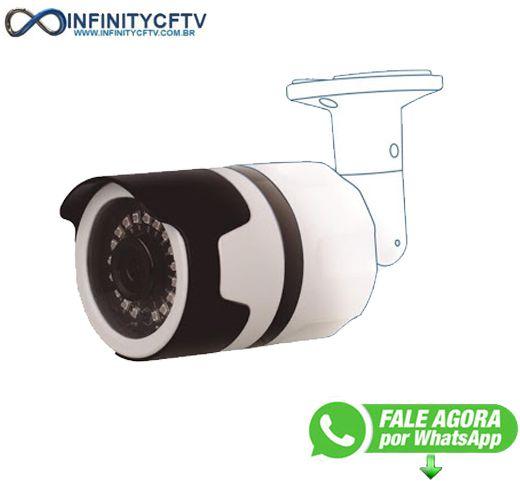 Câmera Bullet IP Led Luatek 3.6mm LCI-2850 5mp - InfinityCftv