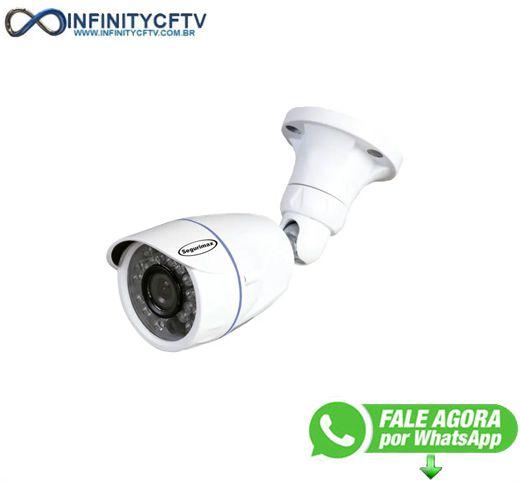 Câmera Bullet Versatile-HD linha PRO LCM-8120B Infinity Cftv
