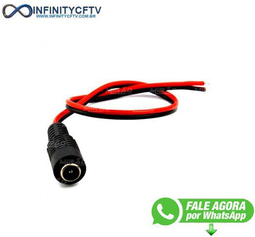 CONECTOR PARA CFTV P4 MACHO – LKP-401-Infinity Cftv