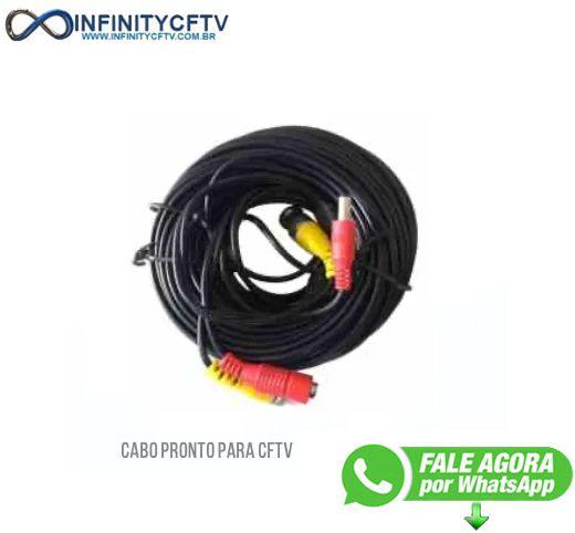 CABO CFTV COM 10 M LKL010-Infinity Cftv