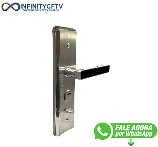 Fechadura Biométrica LFE-01 - Luatek InfinityCftv