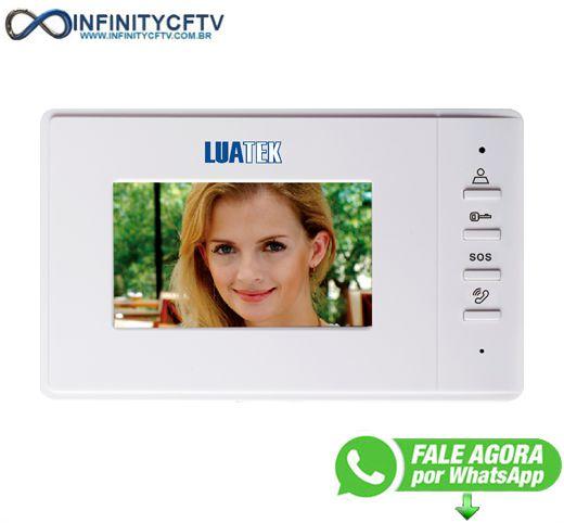 Vídeo Porteiro Módulo Interno LKM-1200-Infinity Crtv