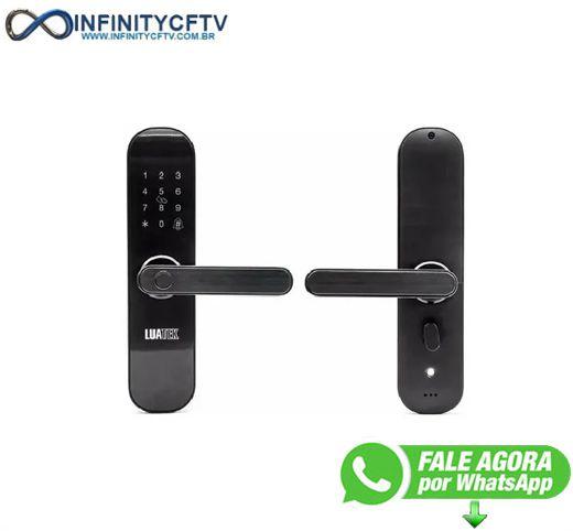 Fechadura Digital Biométrica Smart Lsfe-200 - Infinity Cftv