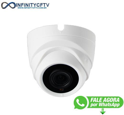 Câmera Dome Versatile-HD linha PRO LCM-8220B - InfinityCftv