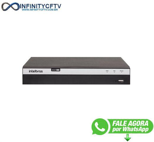DVR Intelbras MHDX 3108, 08 Canais Full HD - InfinityCftv