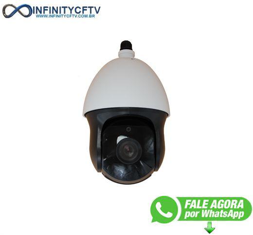 Câmera speed dome IP LCS-6020-Infinity Cftv