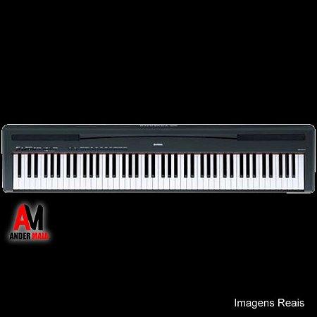 PIANO DIGITAL YAMAHA P85 USADO