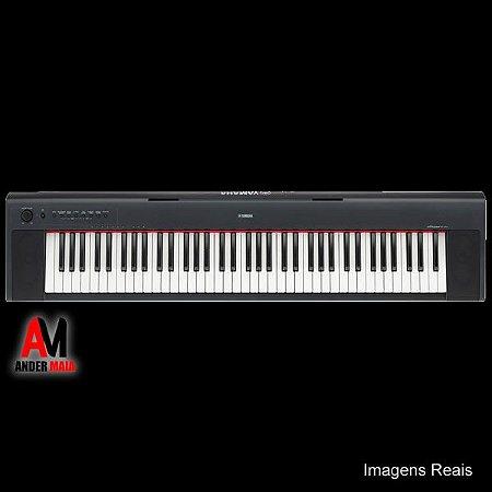 PIANO DIGITAL YAMAHA PIAGGERO NP31 USADO
