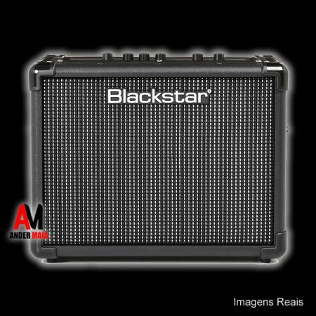 AMPLIFICADOR BLACKSTAR ID CORE 10 V2 SEMINOVO