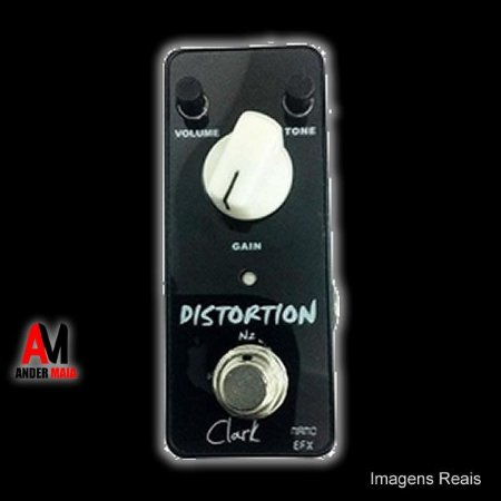 PEDAL CLARK DISTORTION N-2