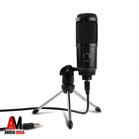 KIT MICROFONE COND. SOUNDVOICE SOUNDCASTING 1200