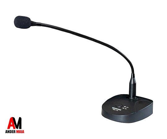 MICROFONE DE MESA PROFISSIONAL (GOOSENECK) SOUNDVOICE MM-110
