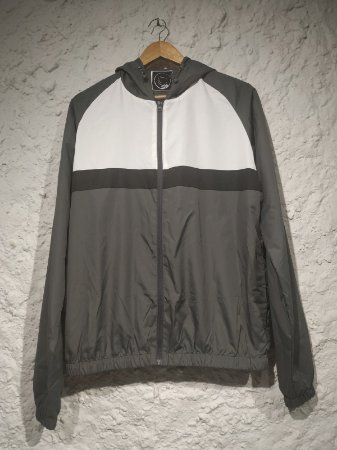JAQUETA SDS WIND BREAKER CINZA 5014508