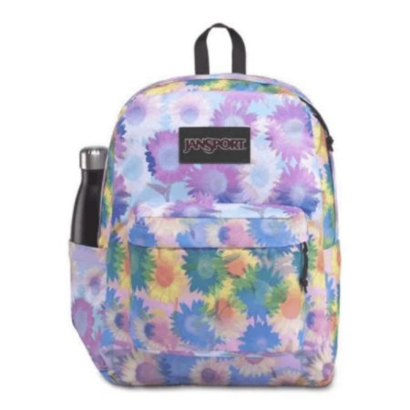 Mochila JanSport Superbreak Plus - Sunflower Field 4QUE74T