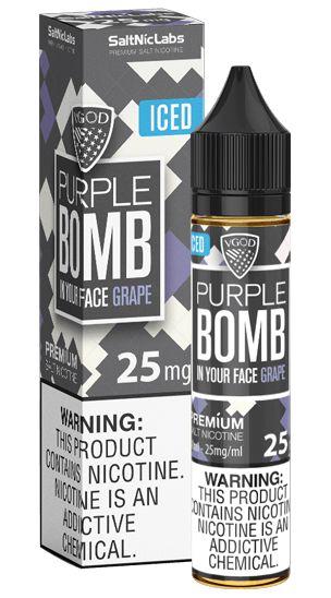 Purple Bomb