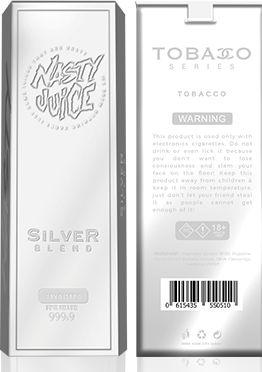 Tobacco Silver