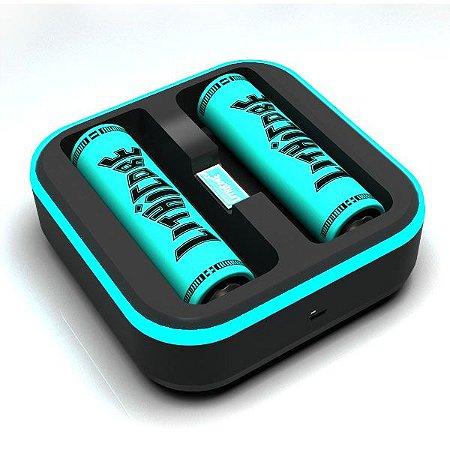 Carregador de Bateria Lithicore Pulse