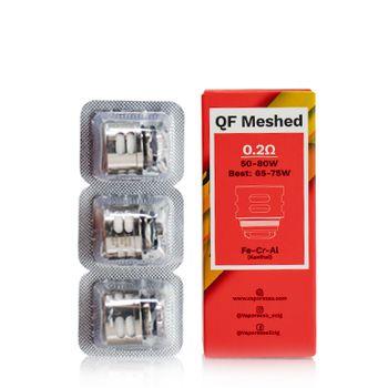 Coilhead QF Meshed 0.2ohms Pack c/3pcs