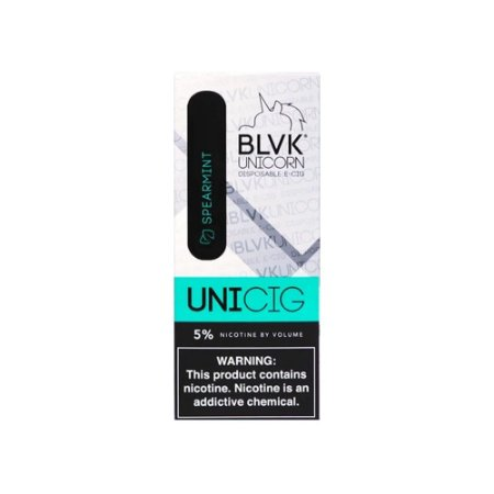 BLVK UniCig Spearmint - Pod Descartável