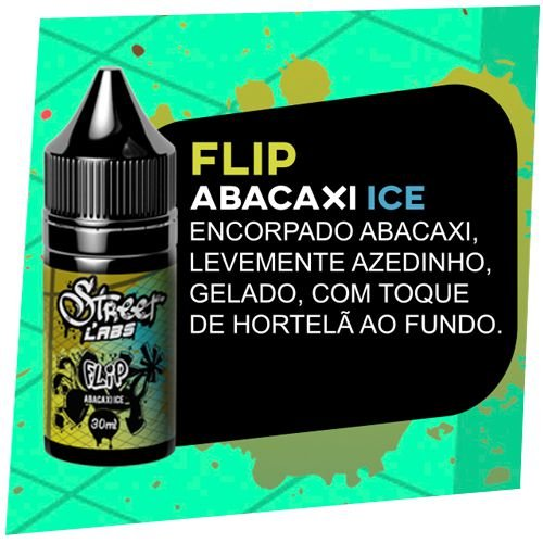 Flip Abacaxi Ice