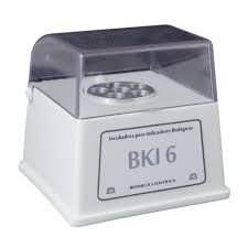 Incubadora Biologica Biomeck