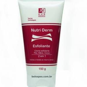 Esfoliante Nutri Derm 150gr